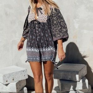 Spell and the Gypsy Collective Lionheart Romper S